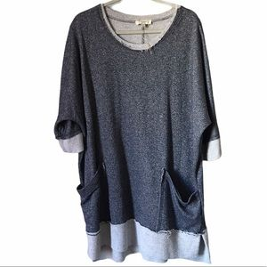UMGEE Oversized Boutique Sweatshirt